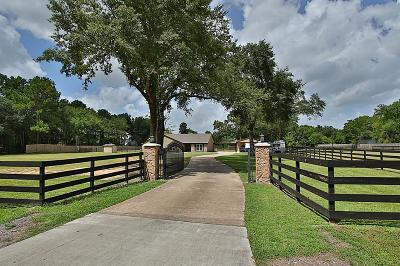 Cypress Single Family Home For Sale: 17010 Bobcat Trl