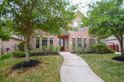 Katy Single Family Home For Sale: 8613 Graceful Oak Crossing