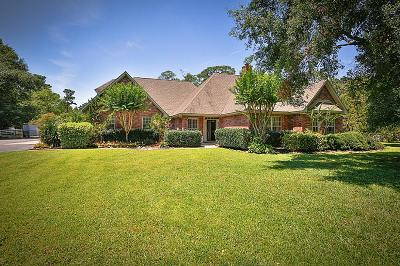 Conroe Single Family Home For Sale: 10837 Lake Forest Drive