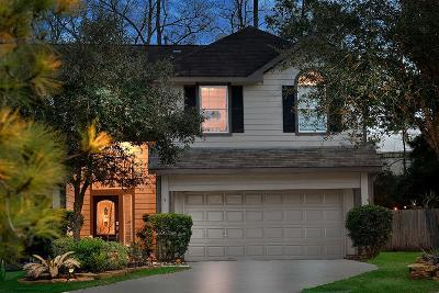 The Woodlands Condo/Townhouse For Sale: 3 Nestlewood Place
