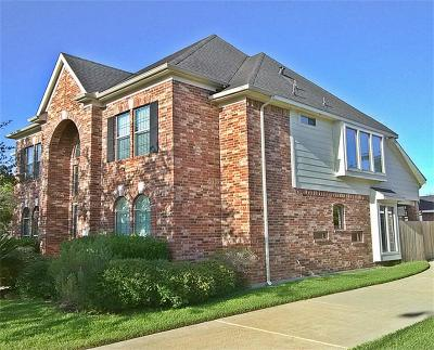 Manvel Single Family Home For Sale: 3419 Cascade Springs Drive