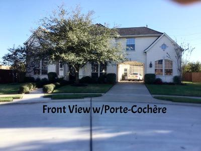 Rosenberg Single Family Home For Sale: 6518 Archer Ranch Lane