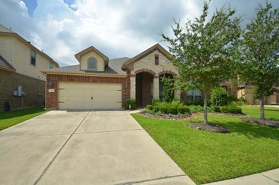 Katy Single Family Home For Sale: 2014 Red Wren Circle