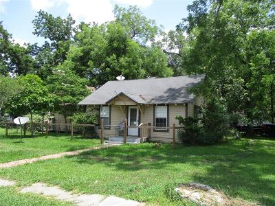 Sweeny Single Family Home For Sale: 102 N Elm Street W