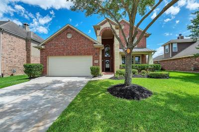 Cinco Ranch Single Family Home For Sale: 25506 Overbrook Terrace Lane