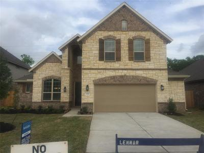 Richmond Single Family Home For Sale: 3018 Calla Lily Trail