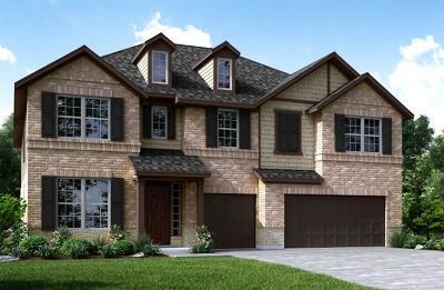 Katy Single Family Home For Sale: 29003 Nectar Island Lane