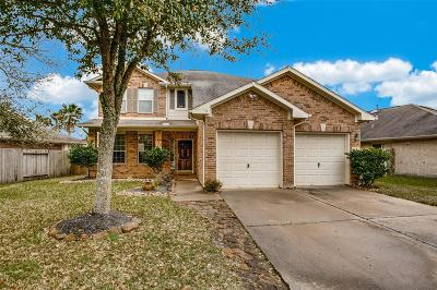 League City Single Family Home For Sale: 3202 Mystic Port Lane