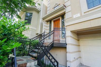 Houston Single Family Home For Sale: 1013 Gross Street