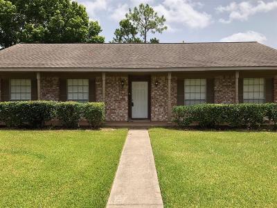 Houston Single Family Home For Sale: 11107 Sageburrow Drive
