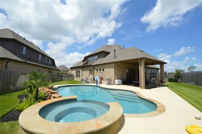 Houston Single Family Home For Sale: 2005 Arrowood Glen Dr
