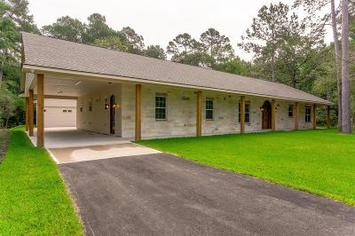 Single Family Home For Sale: 24610 Wintergreen Drive