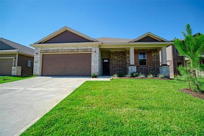 Willis Single Family Home For Sale: 14453 Weir Creek Road