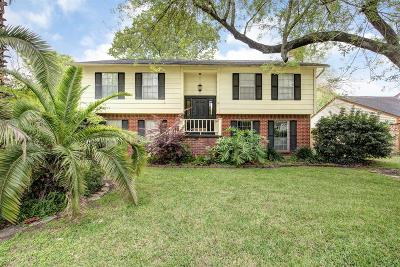Friendswood Single Family Home For Sale: 240 E Castle Harbour Drive