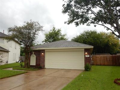 Channelview Single Family Home For Sale: 15228 Tayport Lane