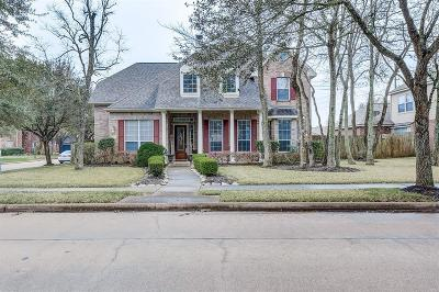 Fort Bend County Single Family Home For Sale: 10226 Shipmans Landing Drive