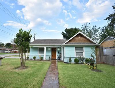 Houston Single Family Home For Sale: 4324 Averill Street