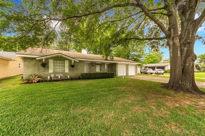 Houston Single Family Home For Sale: 2814 Westerland Drive