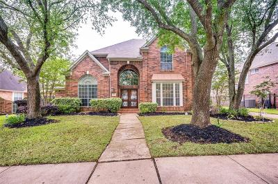 Katy Single Family Home For Sale: 1118 Wellshire Drive