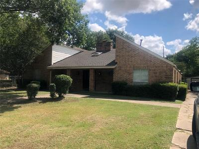 Katy Single Family Home For Sale: 2914 Carson Drive