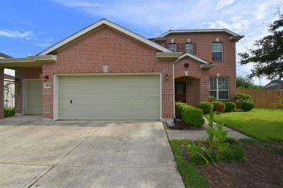 Pearland Single Family Home For Sale: 4310 Leisure Lane
