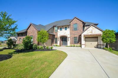 Fulshear Single Family Home For Sale: 5118 Kendalia Cloud Lane
