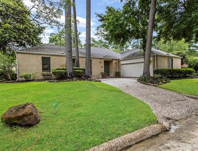 Houston Single Family Home For Sale: 3203 Deep River Court