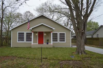 Single Family Home For Sale: 9014 Bertwood Street