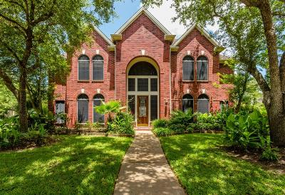 Sugar Land Single Family Home For Sale: 2810 Grassy Knoll Court