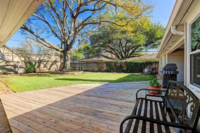 Houston Single Family Home For Sale: 7710 Skyline Drive