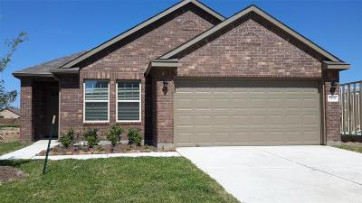 Harris County Rental For Rent: 5518 Casa Mila Drive
