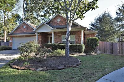 The Woodlands Single Family Home For Sale: 35 English Lavender Place