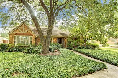 Harris County Single Family Home For Sale: 9711 Burdine Street