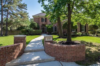 Kingwood Single Family Home For Sale: 2246 Kings Trail