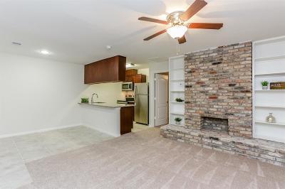 Houston TX Condo/Townhouse For Sale: $92,500