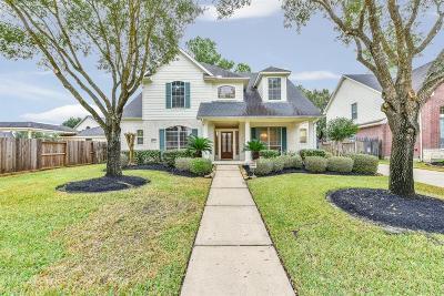 Cypress Single Family Home For Sale: 15838 Barrow Cove Drive