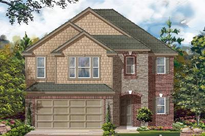 Spring Single Family Home For Sale: 4131 False Cypress Lane