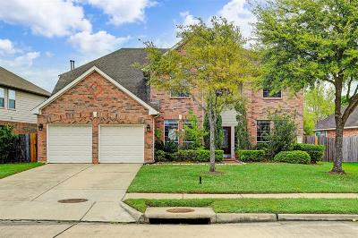 Pearland Single Family Home For Sale: 12307 Winding Shores Drive