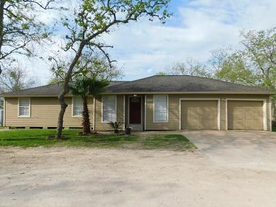 Manvel Single Family Home For Sale: 9201 Harvest Acres Drive