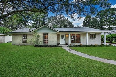 New Caney Single Family Home For Sale: 20672 Baptist Encampment Road