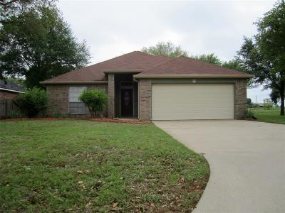 Sealy Single Family Home For Sale: 1314 Shadowlake Drive