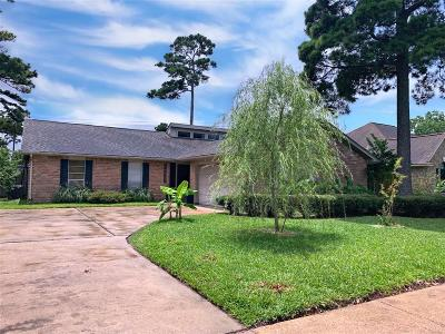 Houston Single Family Home For Sale: 14822 Easingwold Drive