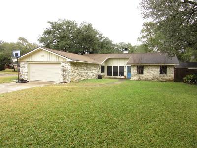 Columbus TX Single Family Home For Sale: $219,000