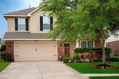 Harris County Rental For Rent: 16127 Spur Canyon Court