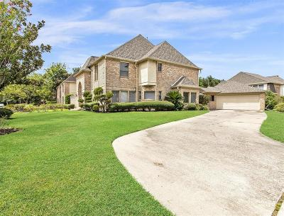 Spring Single Family Home For Sale: 6402 Saffron Hills Drive
