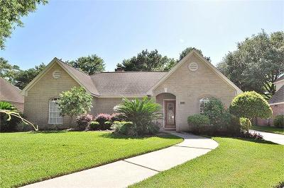 Kingwood Single Family Home For Sale: 3215 Manor Grove Drive