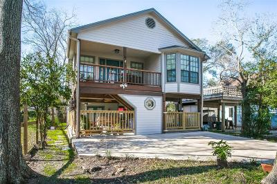 Clear Lake Shores Single Family Home For Sale: 216 Queen Road