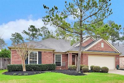 Cypress Single Family Home For Sale: 12922 Teal Hollow Drive