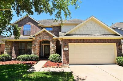Fort Bend County Single Family Home For Sale: 7106 Rambling Tree Lane