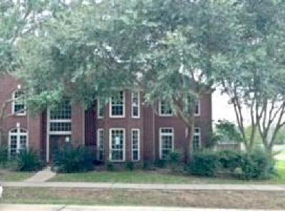 Missouri City Single Family Home For Sale: 3807 Oakland Court